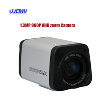 UVEIWN 30X Optical Zoom 1.3MP 960P AHD Security CCTV Auto Focus Camera 30X Digital Color Zoom Came free shipping