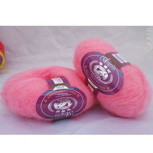 Cashmere Hand-knitted Yarn Wool Knitting Hand-Woven Yarn Ball Scarf Wool Yarn For Scarf Hat baby wool crochet yarn weave thread