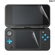 Qosea For Nintend Switch 2DS XL Nintendo 2DSXL LL Screen Protector Film 3X Clear LCD Guard Shield Cover Skin Explosion-proof