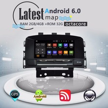 Android 7.1 6.0 8 Core 4GB +32GB UK Warehouse NO VAT Car Radio Screen GPS Navigation For OPEL Vauxhall Holden Astra J 2010-2013(China)