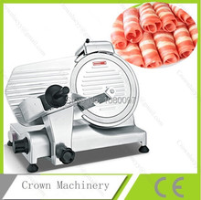 8 inch Restaurant Commercial Semi Automatic Electric Industrial Frozen Meat Slicer(China)