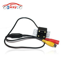 BW8001 China Post Air Mail Free Shipping 100% Waterproof 170 Degree Wide Angle Toyotai Camry 2008 Car Rear View Camera(China)