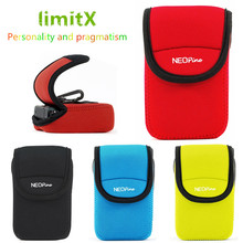 limitX Neoprene Camera Case Cover for Polaroid Snap Touch Instant Print Digital Camera(China)