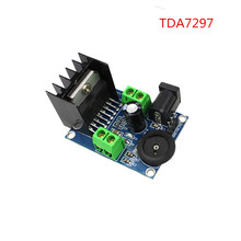 High Quality Audio Power Amplifier DC 6 to 18V TDA7297 Module Double Channel 10-50W Wholesale