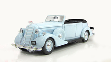 Special Offer rare 1:43 Classic old model car model of Russian Soviet ZIS-102 convertible Alloy collection model(China)