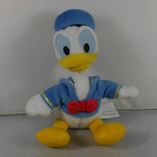 "IN HAND  CUTE Original Donald Duck STUFFED PLUSH DOLL~16cm 7"" ~ Plush toy doll"