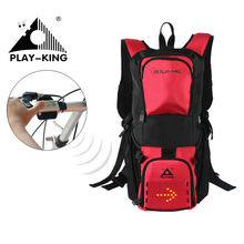 Buy PLAYKING Rainproof Mochila Mountain Bike Nylon Cycling Backpack Camping Hiking Hunting Foldable Bag Sport Bag Breathable for $41.91 in AliExpress store