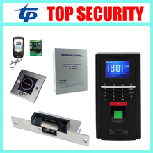 2000 fingerprint TCP/IP biometric fingerprint time attendance and access control with RFID card reader high speed door security(China)