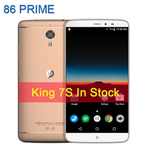 Original PPTV King7 7S Mobile Phones 4G LTE Smartphone 6.0 Inch IPS 2.5D 2K king 7 Helio X10 Octa Core Android 5.1 3D Cellphone
