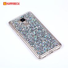 Buy Cute Glitter Bling Cover huawei GT3 case Candy Colorful Shining Huawei honor 5c coque etui kryty pouzdra husa puzdra tok for $5.09 in AliExpress store