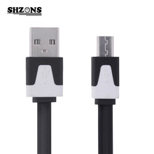 Micro USB cable Fast Charging 1m 2m 3m Data charger Mobile Phone Cable for Huawei meizu Oppo ZTe LG HTC Sony for Samsung