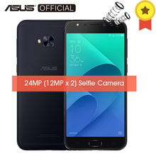 ASUS ZenFone 4 Selfie Pro ZD552KL 24MP(12MP x 2) Front Camera Cell phone Octa Core Snapdragon 625 Android 7.1 4GB+64GB 5.5''HD