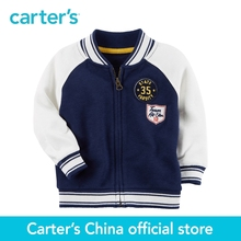 Carter's 1pcs baby children kids Varsity Jacket 225G947,sold by Carter's China official store(China)