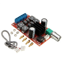 New Arrival 2x50W Digital Power Amplifier Board 5V To 24V Dual Channel Stereo AMP TPA3116D2