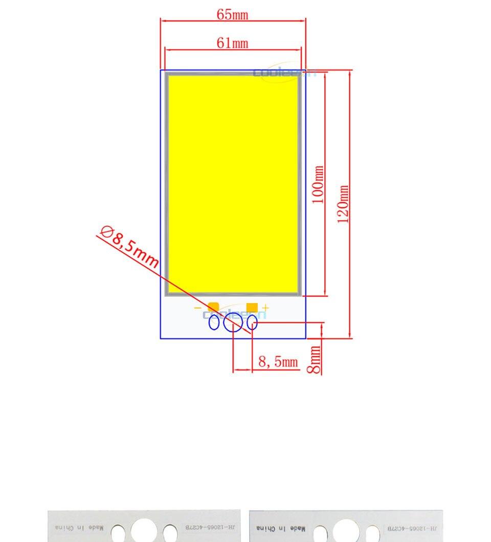 30w cob led strip light bulb led lamp 12v lighting (1)