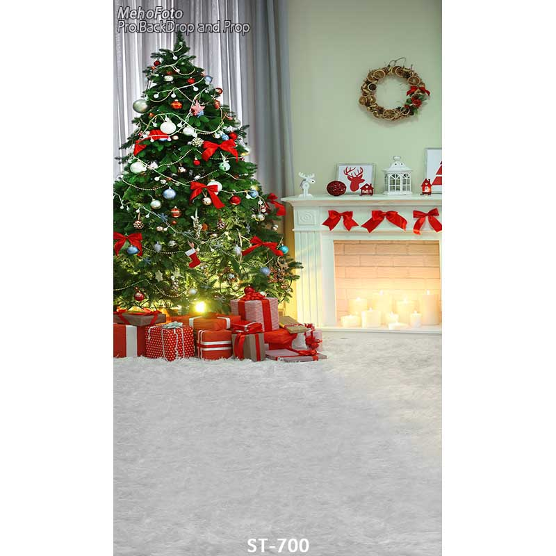 Christmas Theme photography backgrounds Vinyl cloth Photography Backdrops computer printing backdrops for photo studio ST-700<br><br>Aliexpress