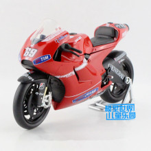 JOYCITY/1:12 Scale/Simulation Die-Cast model motorcycle toy/beautiful Desmosedici 69/Delicate children's toys and gifts