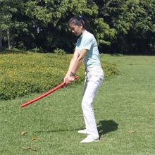 Golf Swing Rhythm Practice Stick Swing Skill Training Fitness Baseball Tennis Practice(China)