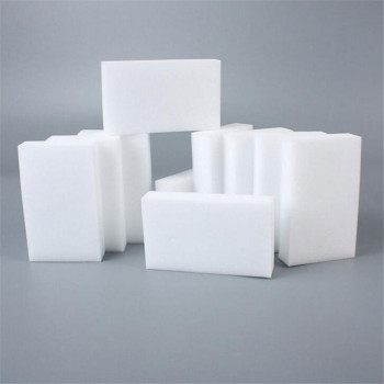 ZGTGLAD 10PCS White Magic Sponge Eraser Cleaner Kitchen