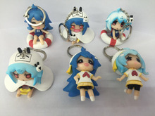 6pcs/set Anime HobbyMax bilibili manga toy kawaii sex figure hot selling