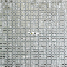 10 mm Silver Mirror Glass Mosaic Tile for Shower Bathroom Cabinet Wall sticker Wall decoration Gate Frame Hall outdoor(China)