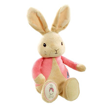 27cm Peter Rabbit Plush Toy Cute Rabbit Bunny Doll Mashimaro Toy Kids Toy Kawaii Gift for Girls Brinquedos Birthday Gift