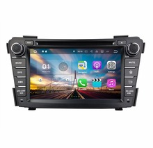 "Quad core 2 din 7"" Android 7.1 Car DVD Player for Hyundai I40 2011-2017 With 2GB RAM GPS Radio Bluetooth WIFI 16GB ROM USB DVR(China)"