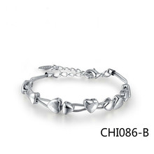 European Popular charms Bracelet Trade Heat A Pin International Deliver Goods Originality White bracelets for women bangles(China)