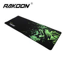 Zimoon Store Gaming Mouse Pad Locking Edge Large Mouse Mat Speed/Control Version For CS Go World Of Tanks Starcraft Mousepad(China)