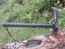FBIQQ Steel eagle tomahawk Outdoor field camp Fire axe tomahawk Multi-functional combat readiness axe(China)