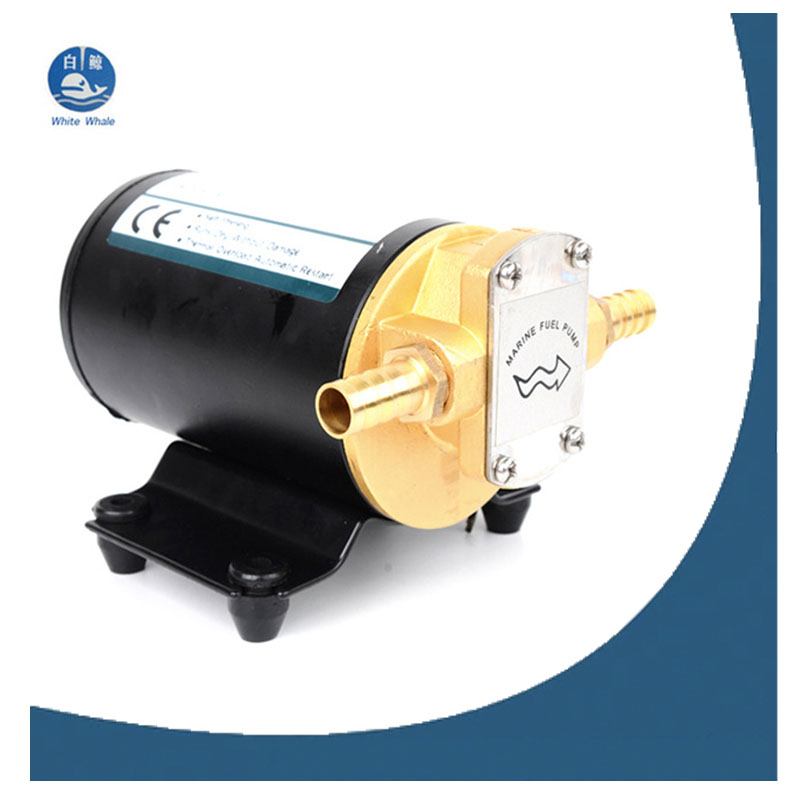 free shipping 12L/min Portable Self Suction Electric Mini Oil Gear Pump Diesel/ Lubricating Oil Pump<br><br>Aliexpress