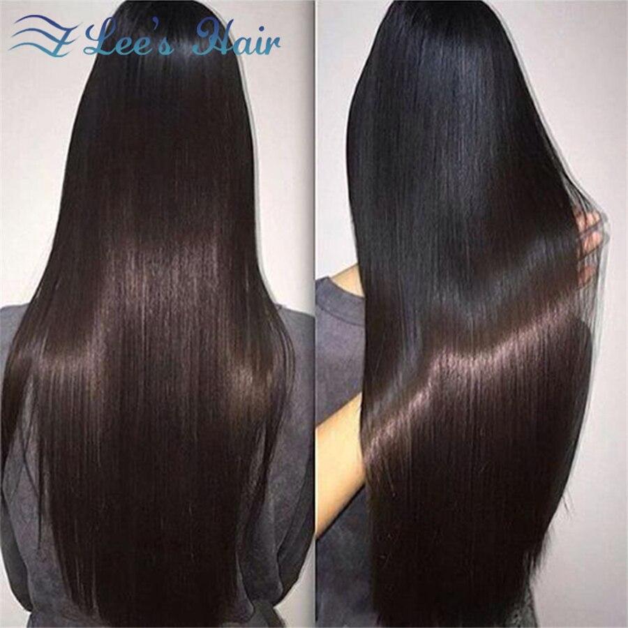 Queen Hair 8A Brazilian Virgin Hair Straight 1 Bundle Free Shipping 100% Human Hair Extension Cheveux Humain pelo humano<br><br>Aliexpress