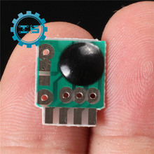 10pcs 3V Siren Music Integration Module Alarm Voice Sound Chip Module Police Music Alarm Tone IC Chip for DIY/Toy