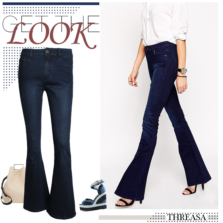 2016 New Stretch Speaker Jeans High Quality Wide Leg Pants Fashion Slim Was Thin Speaker Trouser Femme Denim Pants Free ShippingÎäåæäà è àêñåññóàðû<br><br>