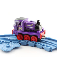 Charlie new style children thomas and friends trains engine tank trackmaster tomas die cast miniature toy collectible model cars