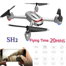 Buy HYH2 Quadrocopter Quadcopter Camera Optical Flow Positioning Dron Selfie Drones Camera HD Remote Control RC Helicopter for $54.43 in AliExpress store