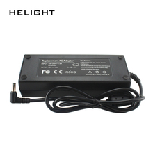 1Pcs AC 100-240V to DC 12V 10A 120W Power Adapter Switching Power Supply Converter Adaptor Charger US/EU/AU/UK plug 5.5 x 2.5mm