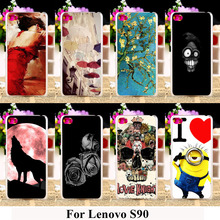 Buy TAOYUNXI Soft Hard Phone Cases Lenovo Sisley S90 4G FDD LTE S90U S90T S90-U S90a S90 S90-a S90e Covers Bag Skin Animals for $2.80 in AliExpress store