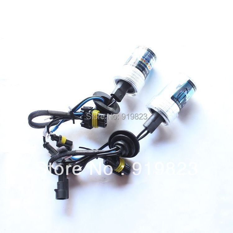 Free shipping 35 w HID xenon lamp 9005(HB3) model 6000 k color temperature<br><br>Aliexpress