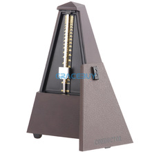 Mechanical Bell Ring Metronome Antique Vintage Style Metronome Online Audible Click for Guitar Bass Piano Violin Seth Thomas New