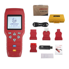 2016 OBDSTAR X100 PRO (C+D+E) Auto Key Programmer for IMMO+Odometer+OBD Software Include PIC and EEPROM Adapter Free Shipping