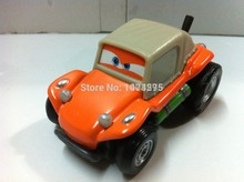 Pixar Cars Road Rally Sandy Dunes Metal Diecast Toy Car 1:55 Loose Brand New In Stock & Free Shipping