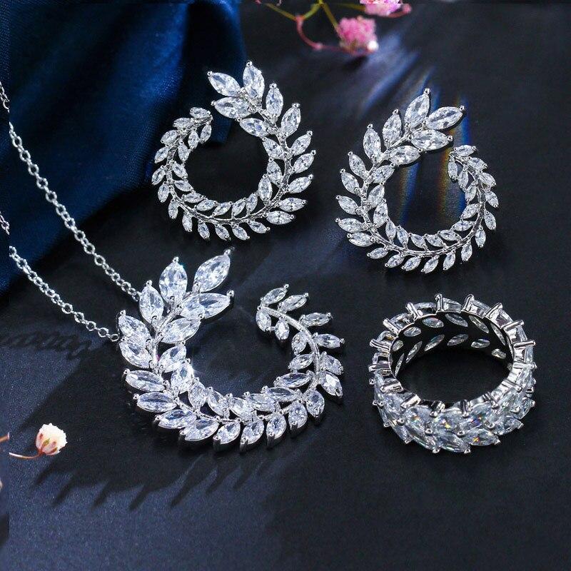 cz jewelry set