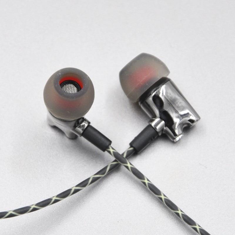 Wooeasy DIY IE800 Earbuds HiFi In-ear Ceramic Earphone Earbud Earbuds Wth Microphone Top Quality HiFi In-Ear Headset 15