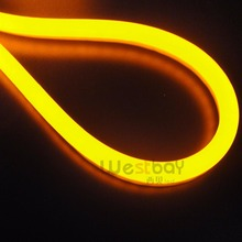 10M/Lot  24V 16*27MM led neon flex light in red, green, blue,yellow,orange,pink, white and warm white color for DIY lighting