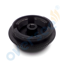 63V-85550-00 Electric Flywheel For Yamaha Outboard Engine 9.9HP 15HP ROTOR ASSEMBLY For Parsun(China)
