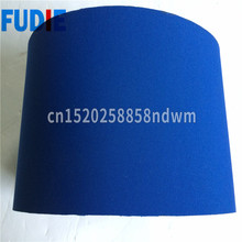 Blue Sponge conveyor Belt for Automatic round bottle Labelling Machine(China)