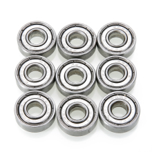 Buy 10pcs 608zz Deep Groove Bearing Steel Ball Bearings Grease Skateboard Roller Blade Scooter Inline Skating Mayitr for $2.43 in AliExpress store