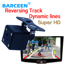 Factory direct sale good quality dynamic rear camera Best day and night vision Free shipping