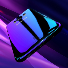 FLOVEME Blue Light Case For Samsung S7 Case Galaxy S8 Plus S7 S6 Edge A3 A5 2017 Aurora Cases For Samsung S8 Galaxy A3 A5 2016